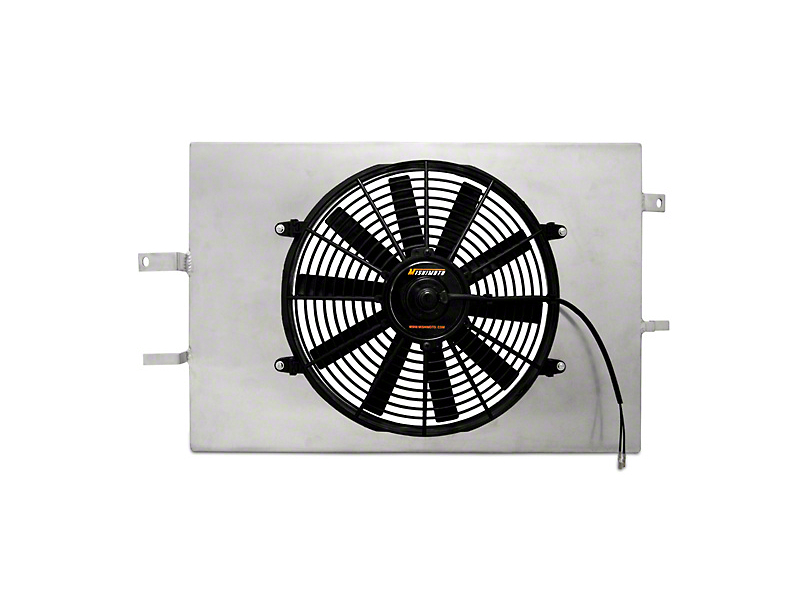 Mishimoto High Flow 14 in. Fan w/ Aluminum Shroud (97-04 GT)