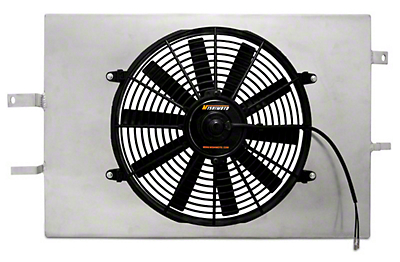 Mishimoto High Flow 14in Fan w/ Aluminum Shroud (97-04 GT)