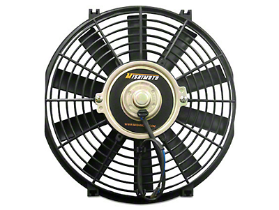 Mishimoto 12in Performance Slim Electric Radiator Fan (79-14 All)