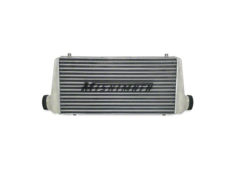 Mishimoto Universal M Line Intercooler - Natural (79-17 All)
