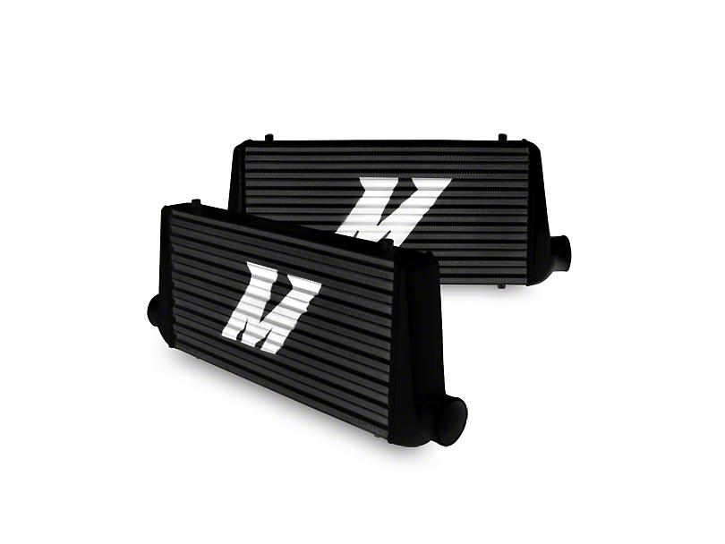 Mishimoto Universal M Line Intercooler - Black (79-17 All)