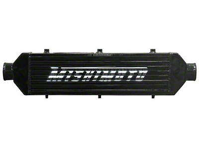 Mishimoto Universal Z Line Intercooler - Black (79-16 All)