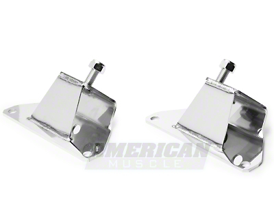 Drop Engineering Solid Motor Mounts (84-95 5.0L)