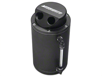 Mishimoto Oil Catch Can - Black (79-16 All)