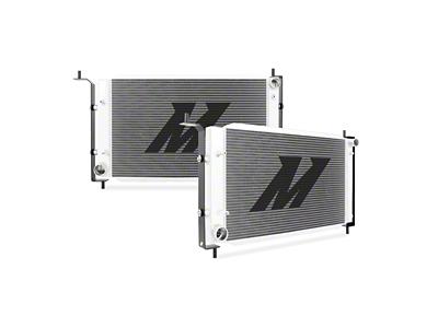 Mishimoto Performance Aluminum Radiator w/ Stabilizer - Manual (94-95 5.0L, V6)