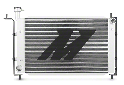 Mishimoto Performance Aluminum Radiator w/ Stabilizer - Manual (94-95 5.0L, V6)