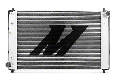 Mishimoto Performance Aluminum Radiator w/ Stabilizer - Manual (96 4.6L)