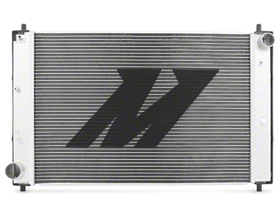 Mishimoto Performance Aluminum Radiator w/ Stabilizer - Manual (97-04 GT, Mach 1; 97-01 Cobra)