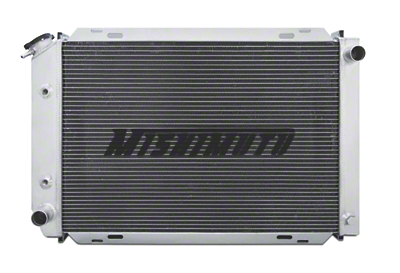 Mishimoto Performance Aluminum Radiator - Automatic (79-93 5.0L)