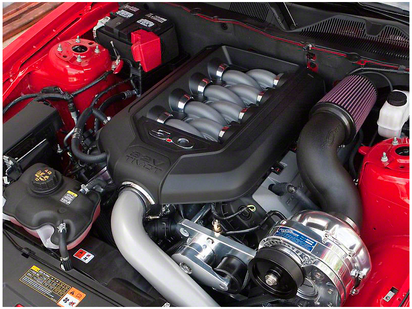 Procharger High Output Intercooled Supercharger System (11-12 GT)