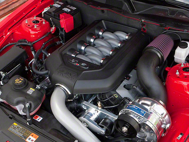 Procharger Stage II Intercooled Supercharger System (11-14 GT)