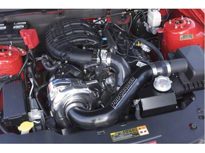 Procharger High Output Intercooled Supercharger - Complete Kit (11-12 V6)