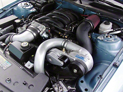 Procharger Stage II Intercooled Supercharger System (05-10 GT)