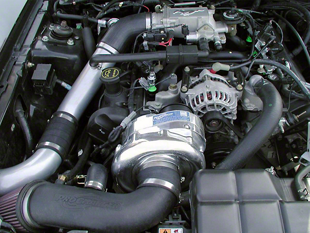 Procharger Stage II Intercooled Supercharger System - Complete Kit (99-04 GT)