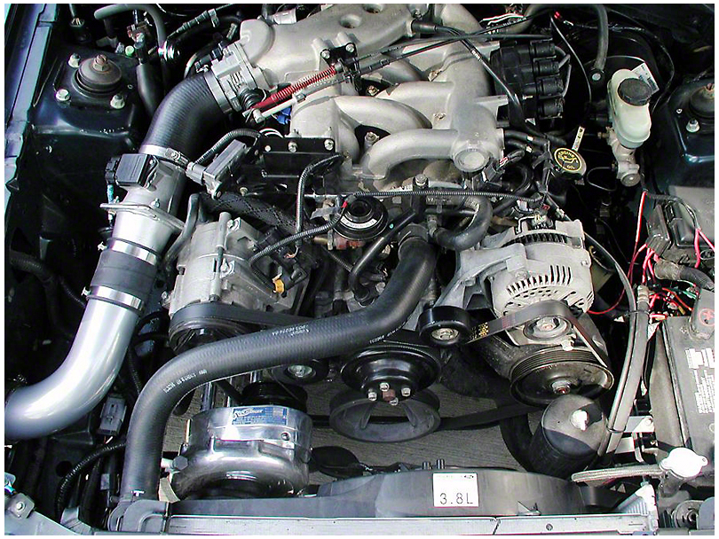 Procharger Stage II Intercooled Supercharger System (99-03 V6)