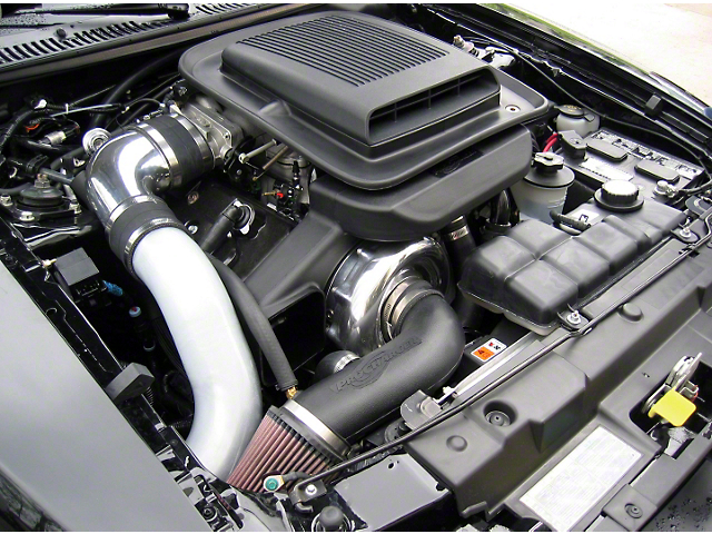 Procharger Stage II Intercooled Supercharger System (03-04 Mach 1)