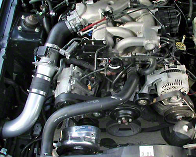 ProCharger High Output Intercooled Supercharger System (94-98 V6)