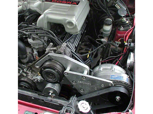 Procharger High Output Intercooled Supercharger System - F-1R 12 Rib (86-93 5.0L)