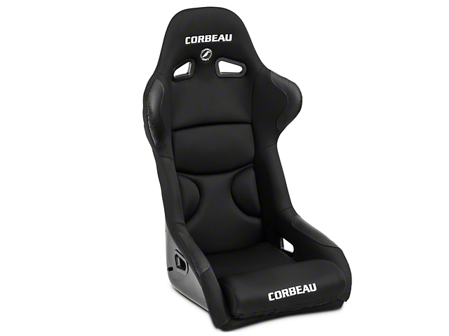 Corbeau FX1 Pro Racing Seat - Black (79-17 All)