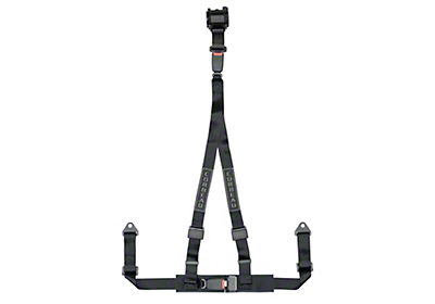 Corbeau 2in 3-Point Retractable Bolt-In Harness (79-14 All)