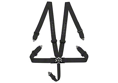 Corbeau 3in 5-Point Camlock Harness (79-14 All)