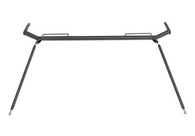 Corbeau Seat Belt Harness Bar - Coupe (05-14 All)