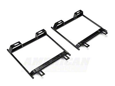 Mustang Racing Seat Bracket Set (79-98 All)