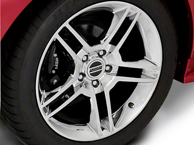 MGP Black Caliper Covers - Rear (99-04 GT, V6)