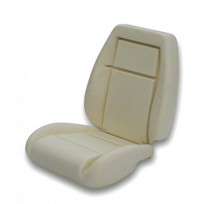 TMI Sport Seat Seat Foam w/o Knee Bolster - 24in Back (92-93)