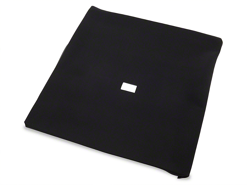 TMI Black Cloth Headliner - T-Top (79-88)