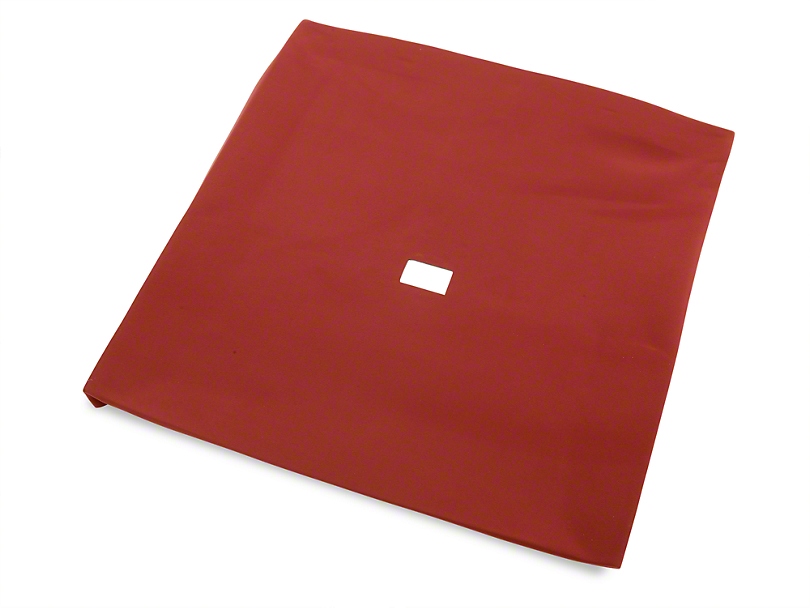 TMI Red Cloth Headliner - T-Top (79-88)