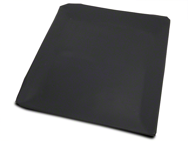 TMI Black Vinyl Headliner - Sunroof (79-93 Coupe, Hatchback)