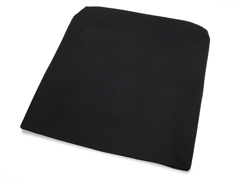 TMI Black Cloth Headliner - Sunroof (79-93)