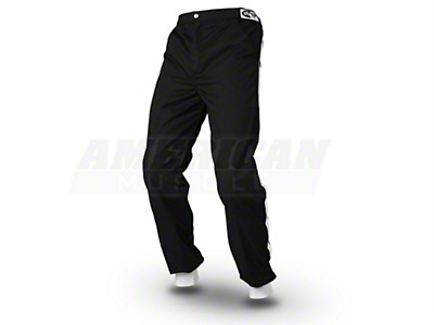 G-Force GF105 Racing Pants - Black