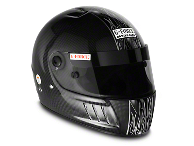 G-Force CFG Carbon Fiber Helmet
