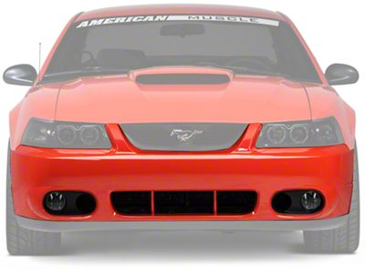 Add Cobra Front Bumper Cover - Unpainted