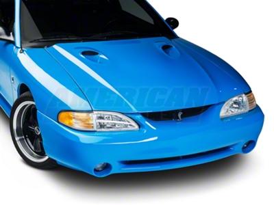 Front Bumper Cover - Unpainted (94-98 Cobra)