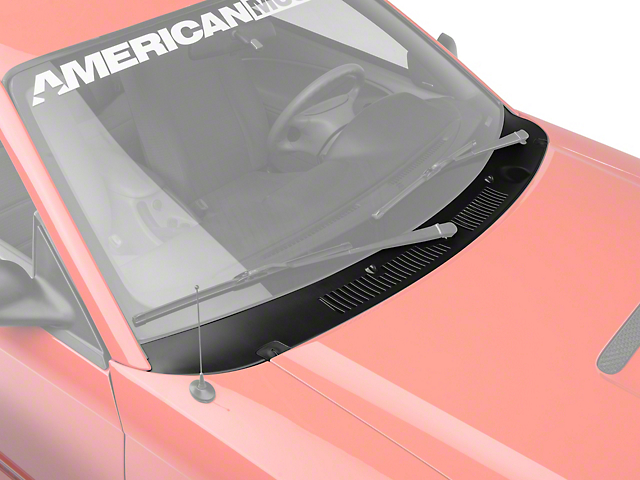 Opr mustang cowl vent grille  all free shipping