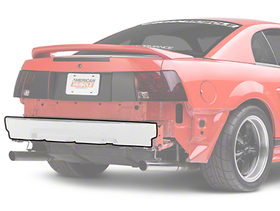 Foam Rear Impact Absorber (99-04 GT, V6)