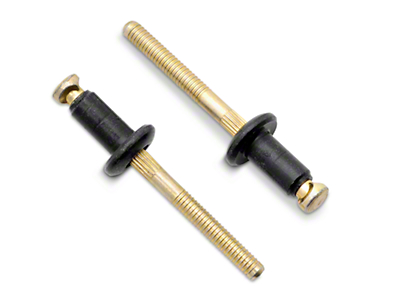 Outer Door Handle Rivet Kit (79-93 All)
