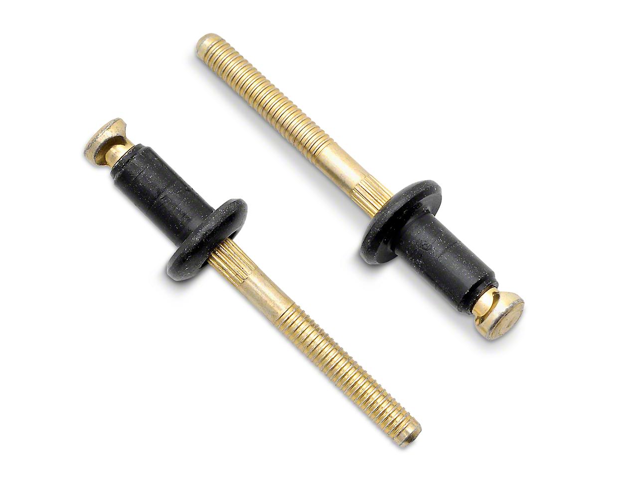 Outer Door Handle Rivet Kit (79-93 All)
