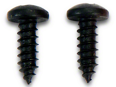 Interior Door Handle Bezel Screws (79-93 All)