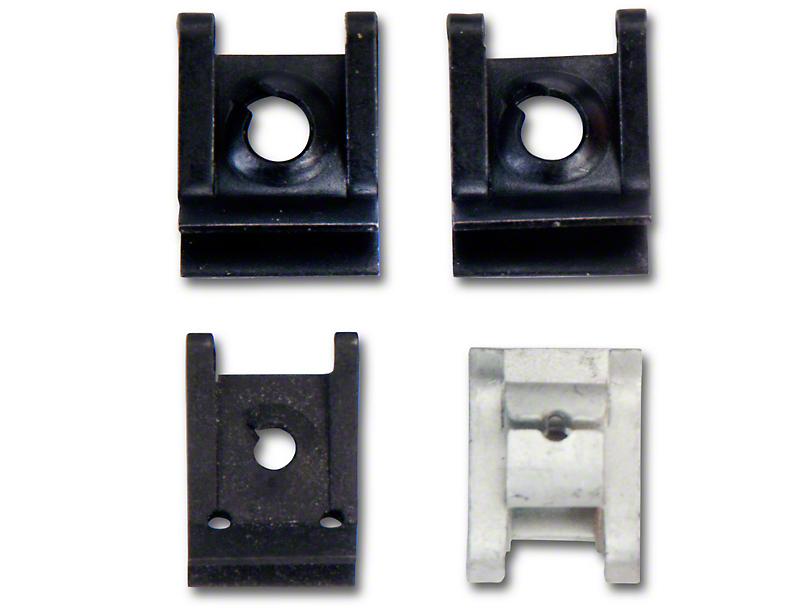 Door Armrest Retaining Nut Set (87-93 All)