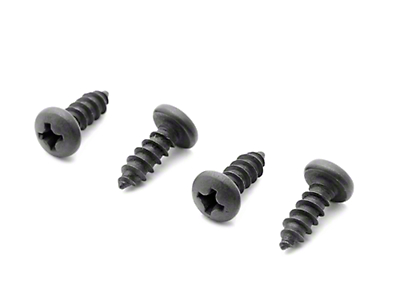 Center Console Trim Panel Screws (87-93 All)