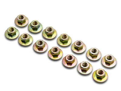 Headlight Assembly Mounting Nut Set (87-93 All)