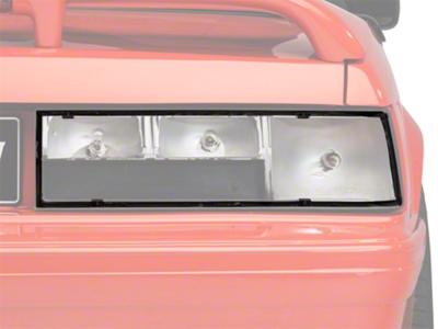 Tail Light Lens Retainer And Sealer Kit (87-93 GT, LX)