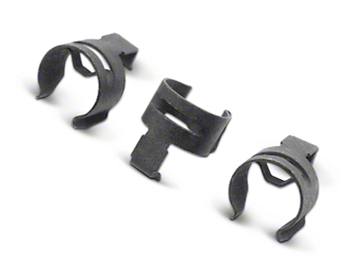 Headlight Retaining Clip Set (87-93 All)