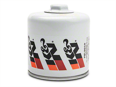 K&N Performance Gold Oil Filter (96-10 GT, 05-10 V6, 07-12 GT500)