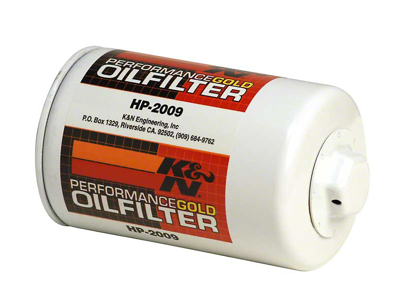 K&N Performance Gold Oil Filter (94-04 V6)