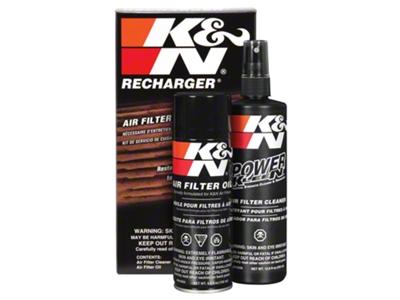 K&N Filter Recharge Kit (79-14 All)